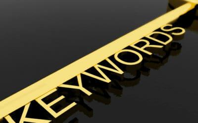 Choosing Search Keywords